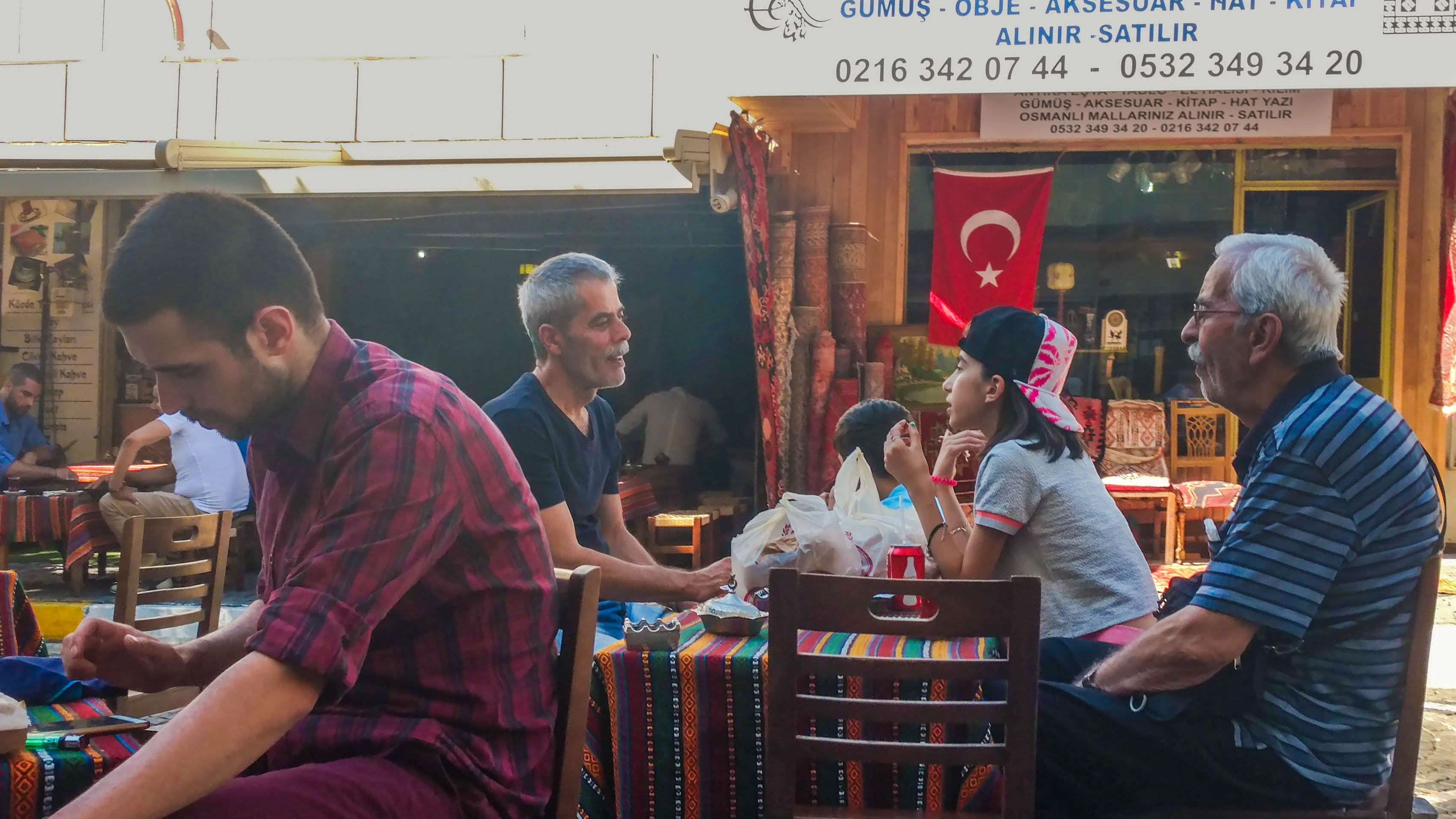 Local Coffee House, Istanbul
