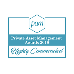 Private Asset Management Awards 2018 Highly Commended
