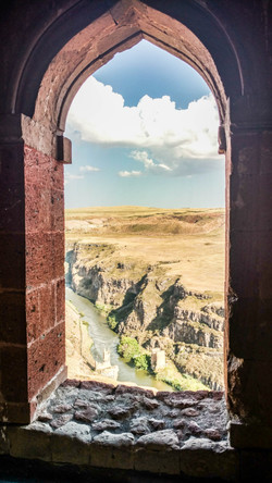 Armenian - Turkish Border, Kars, Turkey