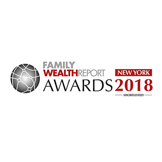 Family Wealth Report Awards 2018 Shortlisted