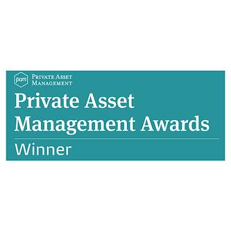 Private Asset Management Awards Winner