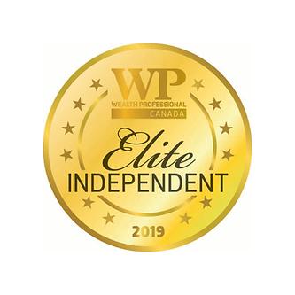 Wealth Professional Awards Elite Independent 2019
