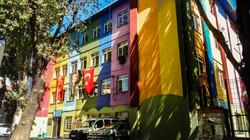 Primary School, Istanbul, Turkey