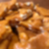 Peanut Brittle from Total Cluster Fudge