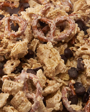 Peanut Butter Snack Mix NFW