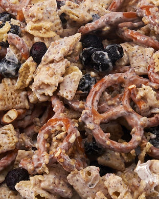 Blueberry Snack Mix NFW