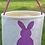Thumbnail: Easter Basket Purple Bunny