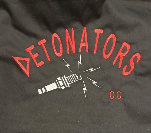 Detonators Hoodies