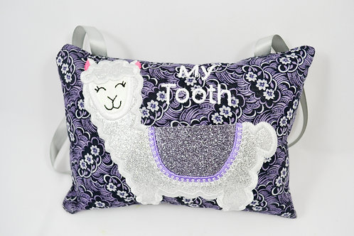 Llama Tooth Fairy Pillow