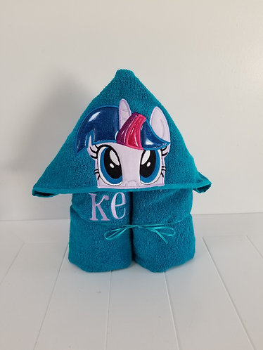 Twilight Hooded Towel