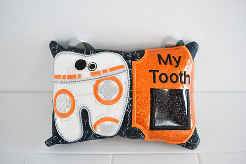 BB8 Tooth Fairy Pillow