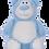 Thumbnail: Light Blue Bear