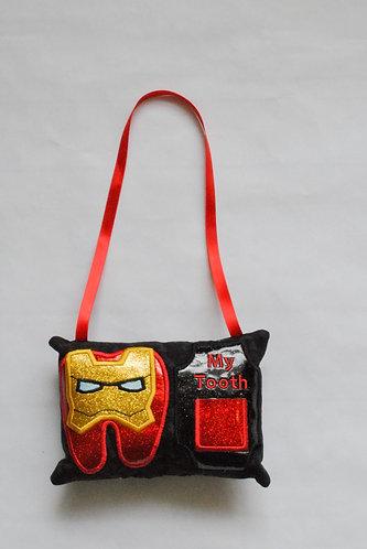 Iron Man Tooth Fairy Pillow