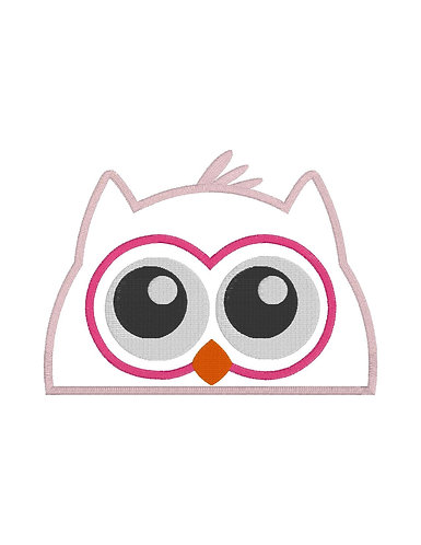 Owl Hooded Towel