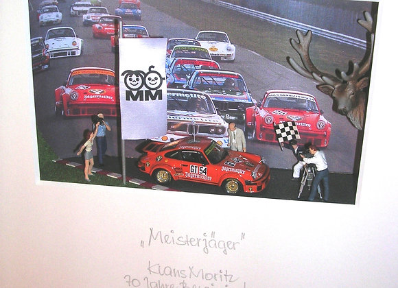Max Moritz Porsche 70 Jahre