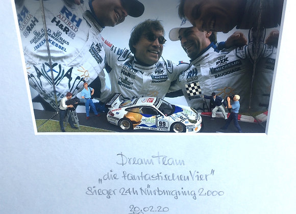 Dream Team - Sieger 24h Nürburgring 2000