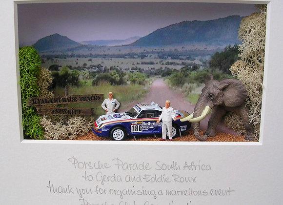 Porsche Parade Südafrika