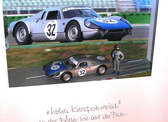 Porsche 904 GTS Paragon Klaus Dieter Frers ( Artega GT )