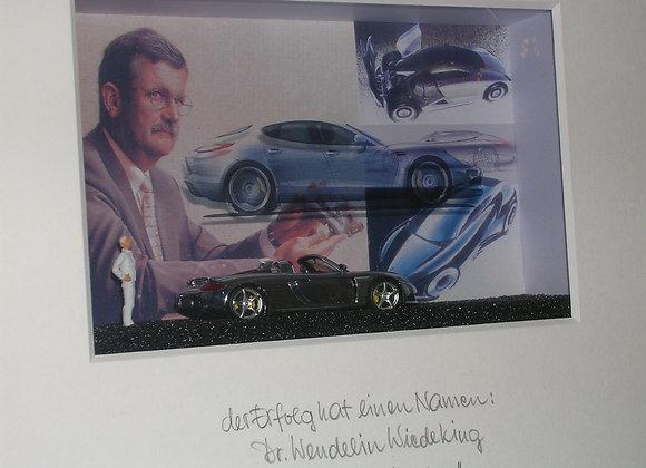 zum Geburtstag des Porsche-Vorstandsvorsitzenden Dr. Wendelin Wiedeking