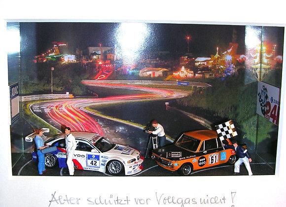 BMW 24h Rennen Hans Schnock