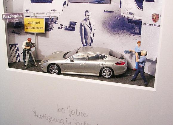 zum Geburtstag des Porsche-Vorstandsvorsitzenden Dr. Michael Macht