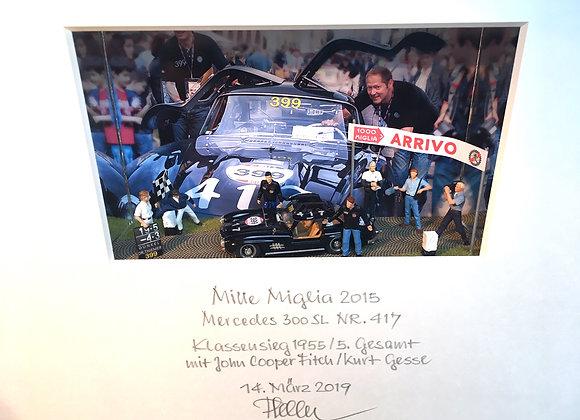 """Mille Miglia 2015 """"Mister Motorworld"""""""