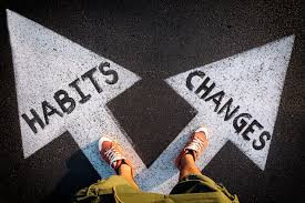 June 2109 Blog ~ Habits Are Hard to Break
