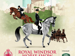 Join Wesleyan Equestrian at the Royal Windsor Horse Show in the United Kingdom in May