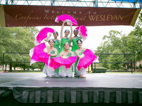 Annual Confucius Institute Day at Wesleyan College: Sharing Chinese culture in Macon