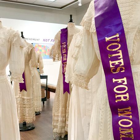 Rebellious Women: Celebrating Women's Suffrage