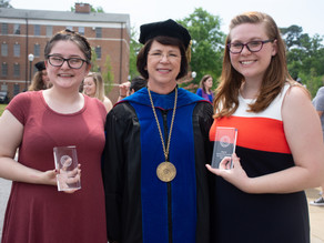 Wesleyan Honors Students, Faculty, and Staff at Annual Awards Ceremony