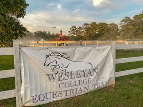 Wesleyan College Schooling Show: Winter Edition