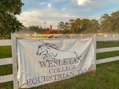 Wesleyan College Schooling Show: Winter Edition
