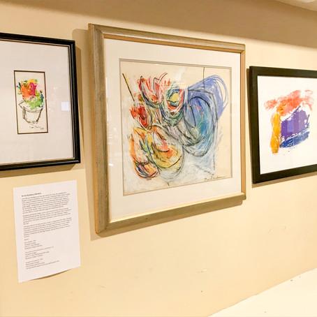Wesleyan College Art Collection: Beverly Buchanan