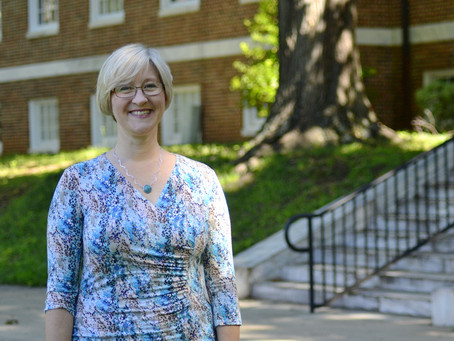 Wesleyan's DeSmet recognized for service: Cutting Edge Curriculum Award