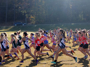 Wesleyan Cross Country Returns to Competition
