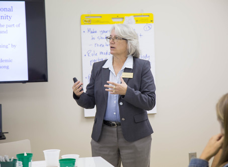 Wesleyan Faculty Members Learn New Techniques for Engaging Students in Undergraduate Research