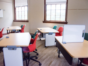 Commercial Furnishings Grant Creates Active Learning Classroom