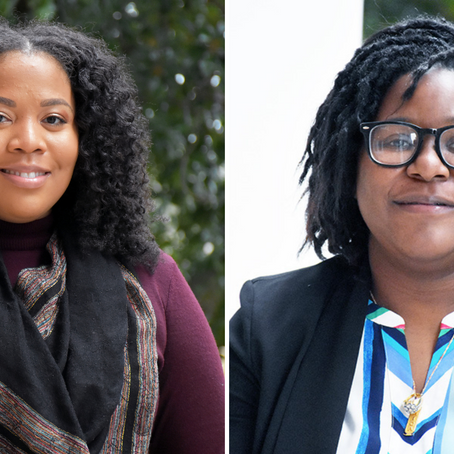 Wesleyan welcomes two new staff members to the Office of Student Affairs