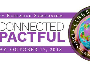 Liberal Arts - Interconnected and Impactful Faculty Research Symposium