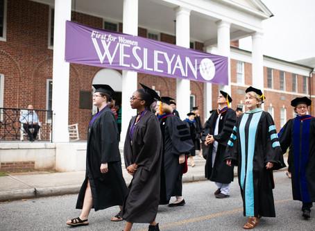 Wesleyan Ranked as a Top Five Best College in Georgia