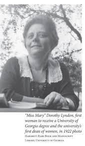 GWAMary Dorothy Lyndon