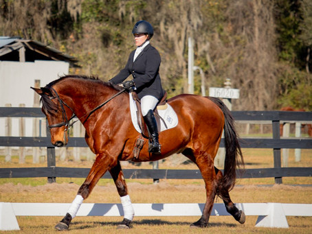 Audrey Mecklenburg '22 qualifies for IDA National Championship Competition
