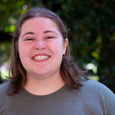 Abbie Price '19 Returns to Wesleyan to Work and Learn