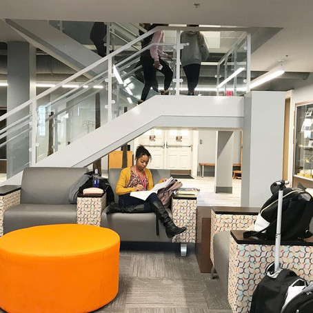 Willet Library's 3rd Floor Renovation