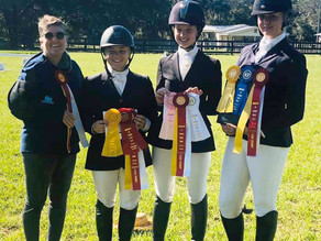 Wesleyan adds equine studies major and welcomes dressage to equestrian competition
