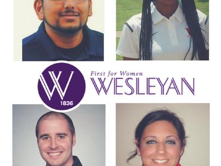 Wesleyan Welcomes New Coaching Staff