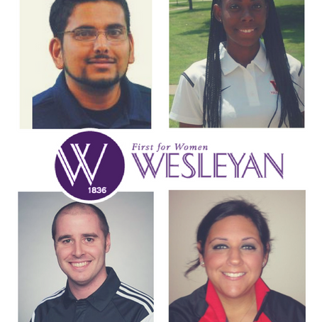 Wesleyan Welcomes New Coaching Staff