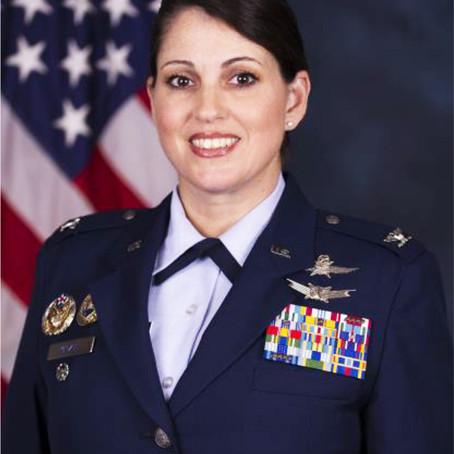 Wesleyan alumna Colonel Joy Kaczor to serve the White House
