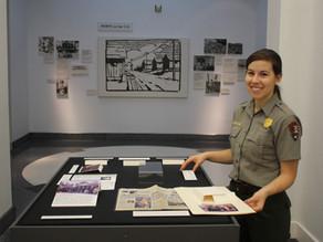 Wesleyan Alumna Designs Andersonville National Historic Site Exhibit